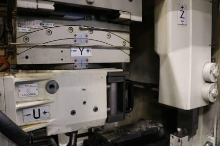 Afeitadora de engranajes CNC GLEASON-HURTH ZS 240