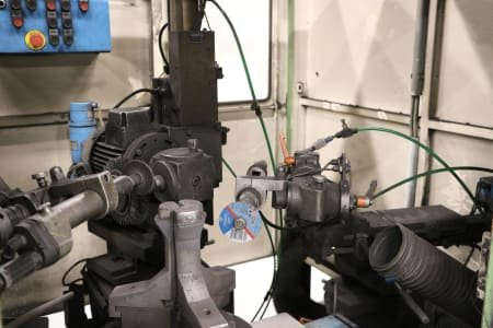 Afiladora de herramientas y desbarbadora RAUSCH Gratomat Z 300 HVS