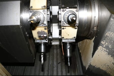 Centro de torneado y mecanizado CNC EMAG VLC 500