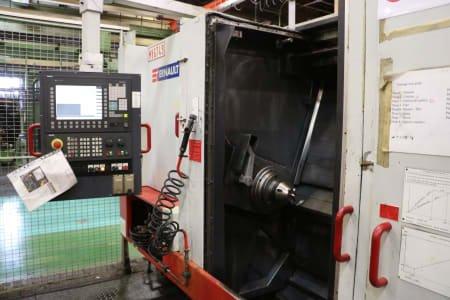 Torno CNC ERNAULT Rubis 380