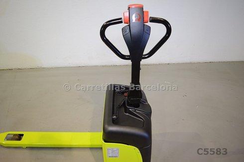 Transpaleta autopropulsada Lifter CX12 S2