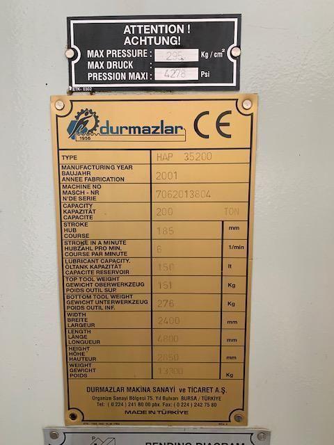 Plegadora Hidraulica Durma,Haco,ajial,axial