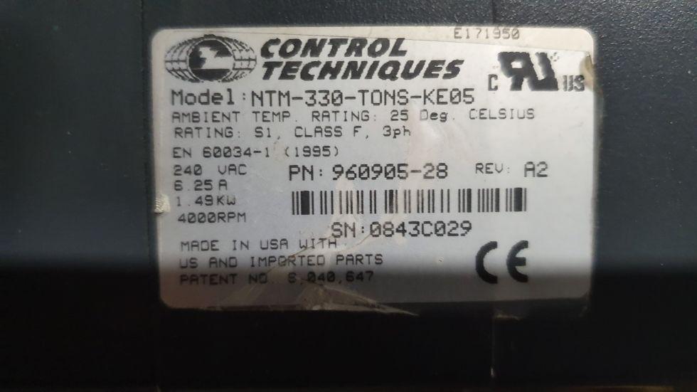 Motor/reductora PressVu200