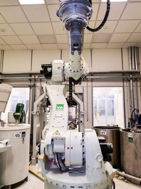 Robot Antropomorfico