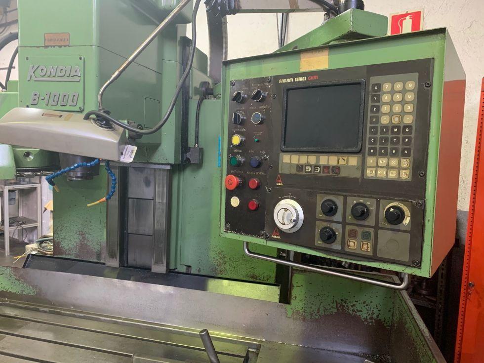 Fresadora / Centro de mecanizado