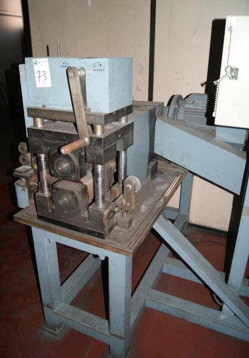 maquina para confeccionar muelle