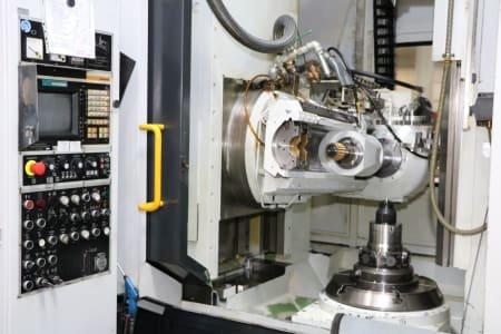 Fresadora para engranajes PFAUTER PE 500 CNC