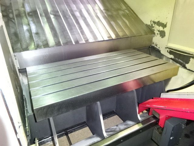 CNC Centro de Mecanizado