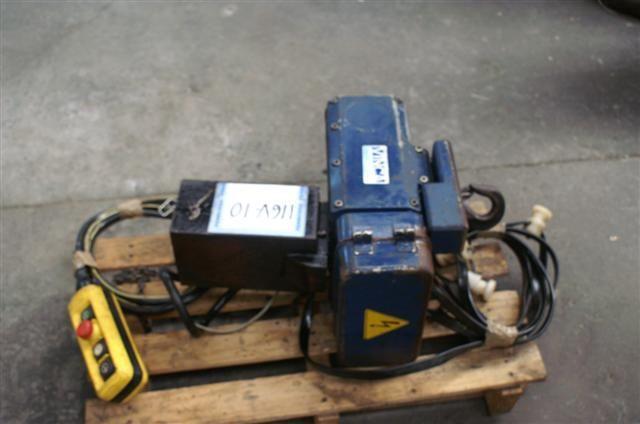 Polipasto eléctrico de cadena