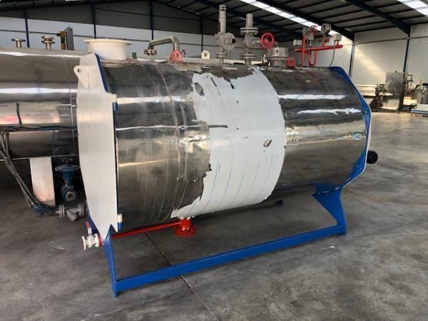 Caldera de vapor RCB MINOR de 1.000 kg
