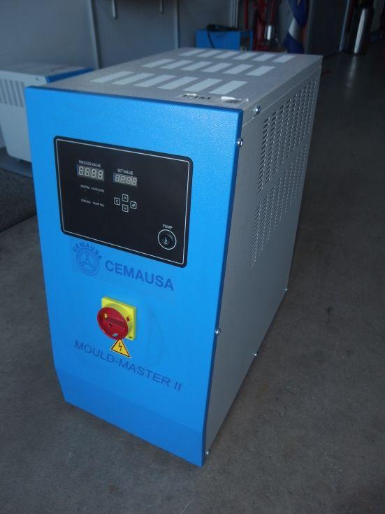 Atemperador molde 18 Kw 20 litros 90ºC.