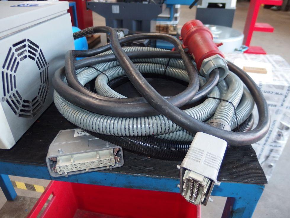 Atemperador molde 12 zonas 3000 watios.