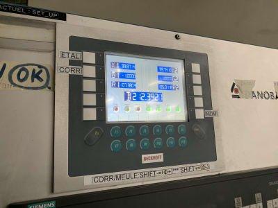 Rectificadora cilíndrica de exteriores DANOBAT PG 1000 A