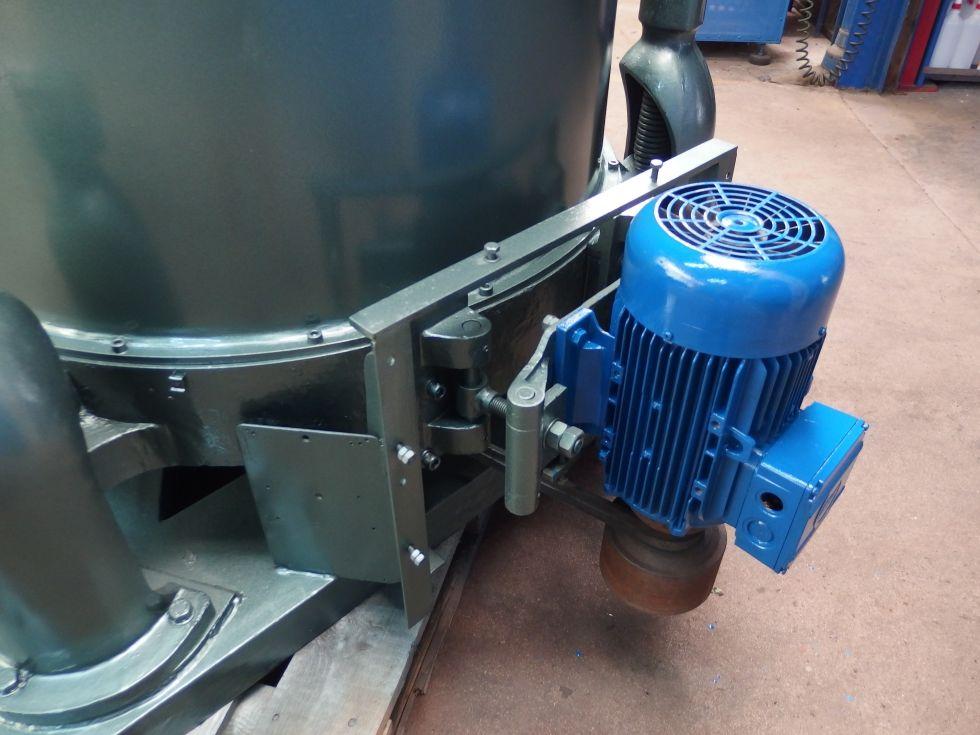 centrifugadora industrial