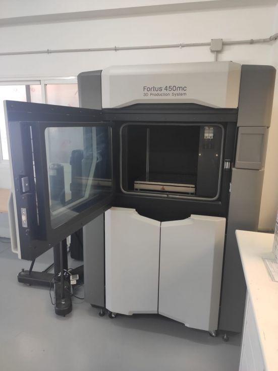 Impresora 3D de prototipos sist. FDM