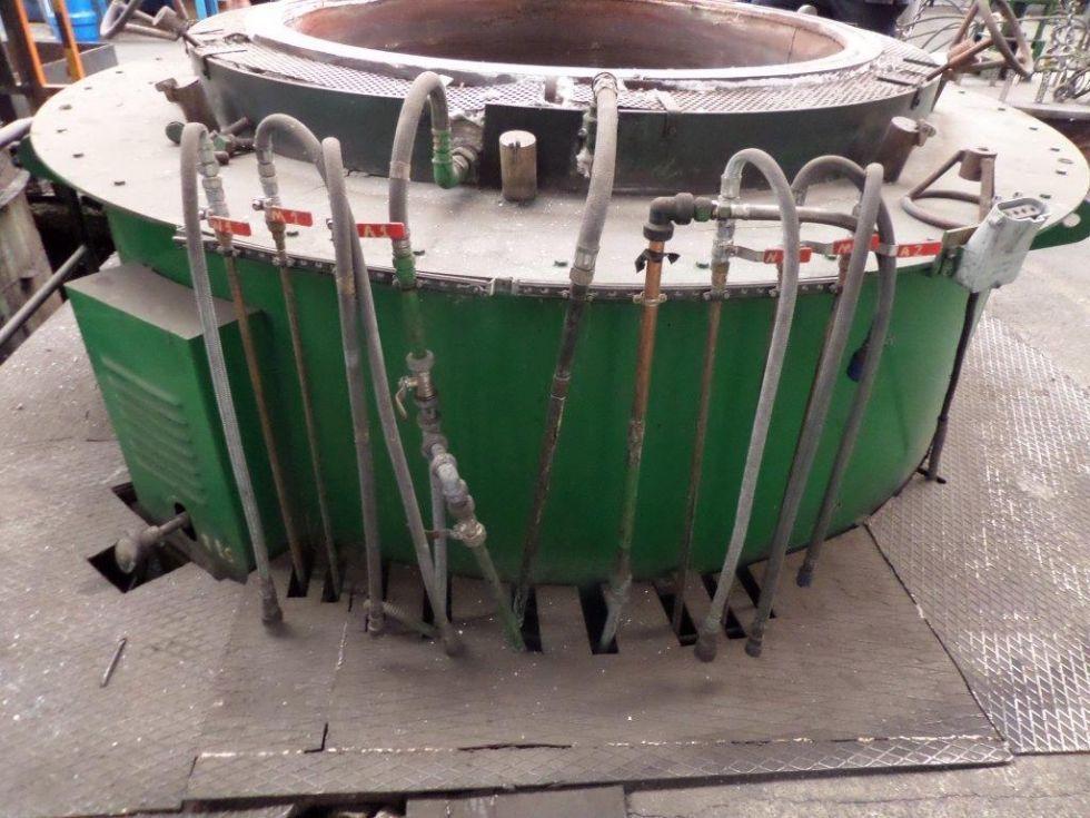 Horno Diámetro 1400 mm x Alto 1800 mm