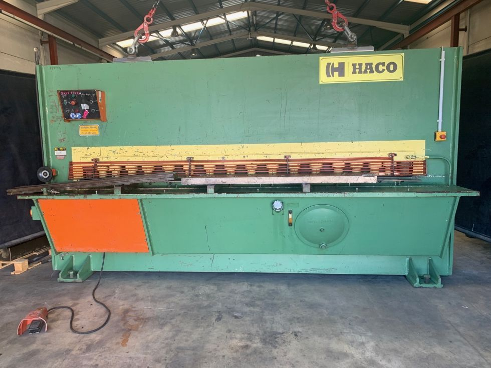 Cizalla Hidraulica Haco TS3012