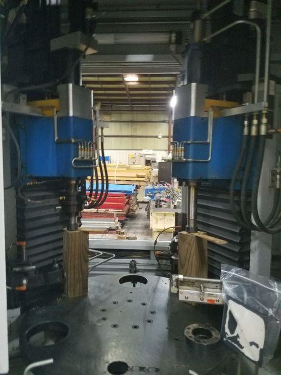 doble husillo CNC Hueso perforado