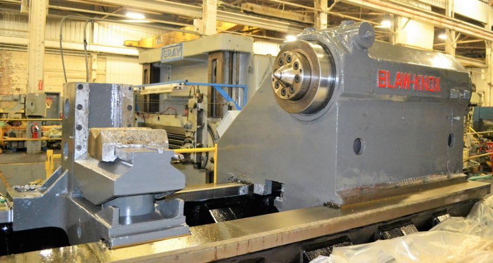 Torno CNC de servicio pesado