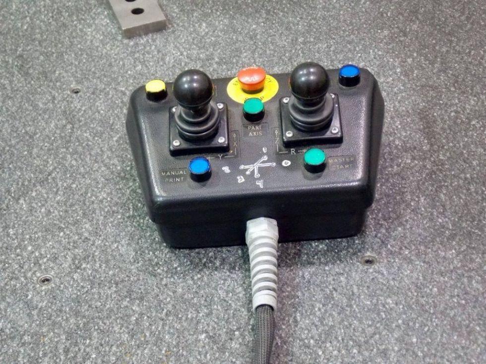 Máquina de medir coordinada
