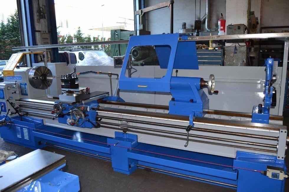 Torno Amutio Cazeneuve HB810x3000 reconstruido