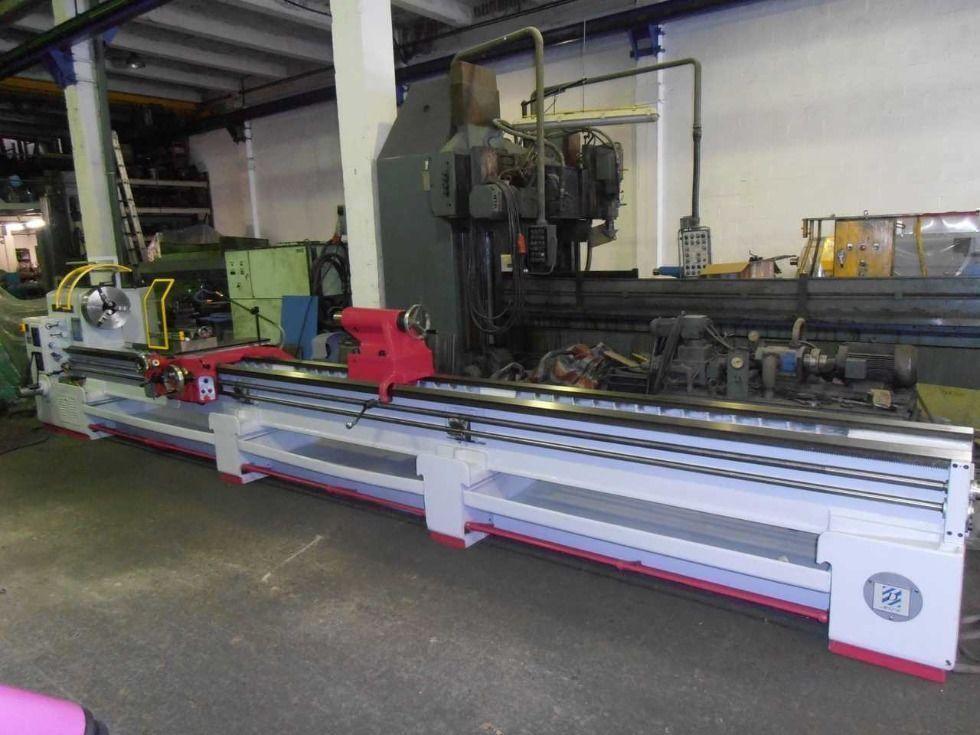 Torno Amutio Cazeneuve HB725x6000 reconstruido