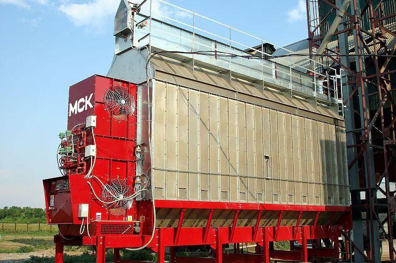 secador de granos