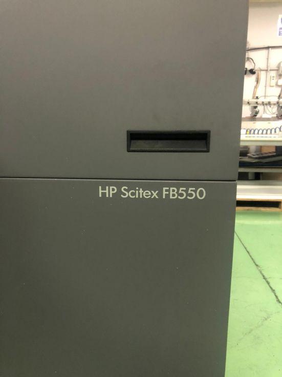 Hp fb550 uv