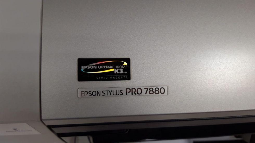 Plotter EPSON, mod. 7880