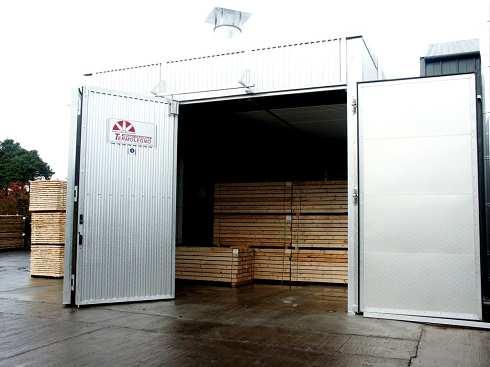 Secaderos para madera/fitosanitario