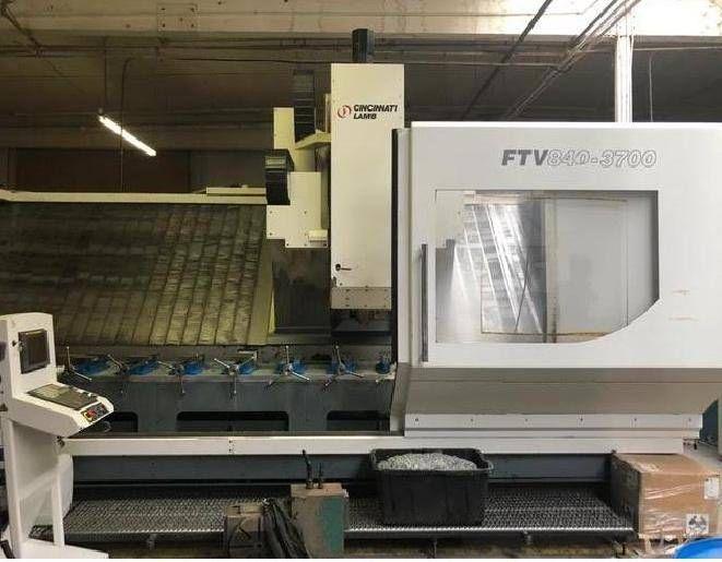 Centro de mecanizado vertical CNC