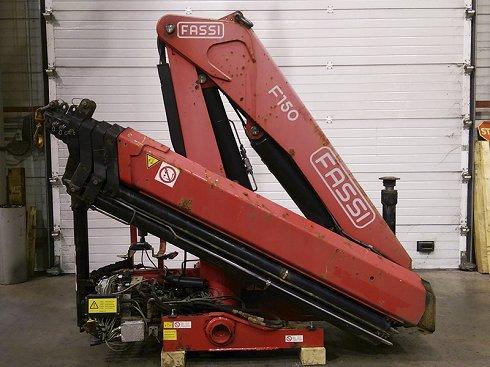 Grúa Fassi F150A.24