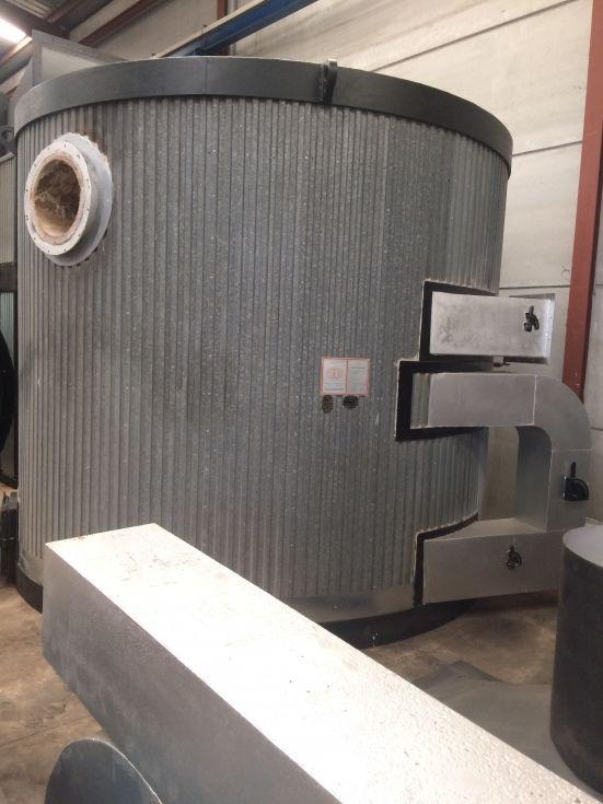 Caldera de aceite termico sugimat 4.000.000 kcal/h