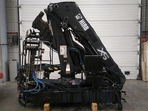 Grúa Hiab 166 ES-3 HIPRO