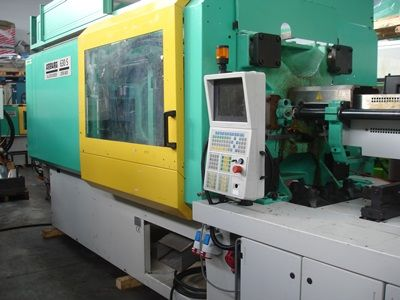 Injection moulding 250t