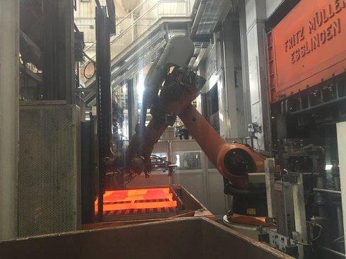 Conveyor Annealing Furnace