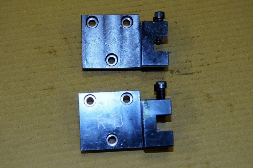 Herramientas y accesorios, CNC suizo