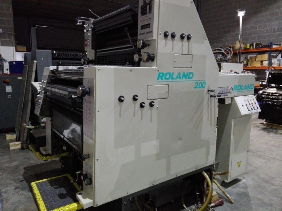 Man Roland 202