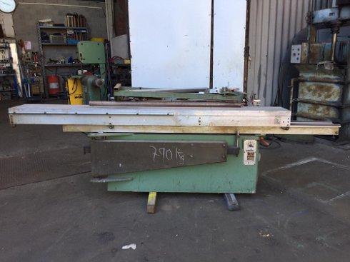 Escuadradora para madera  Mod.3000