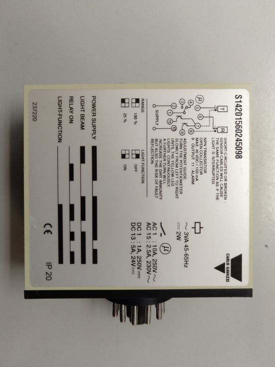 Infrared relay s1420 156 024