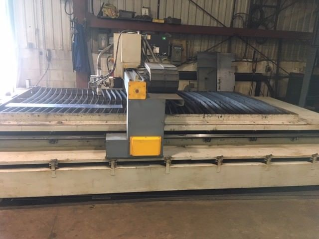 Máquina de corte por plasma CNC