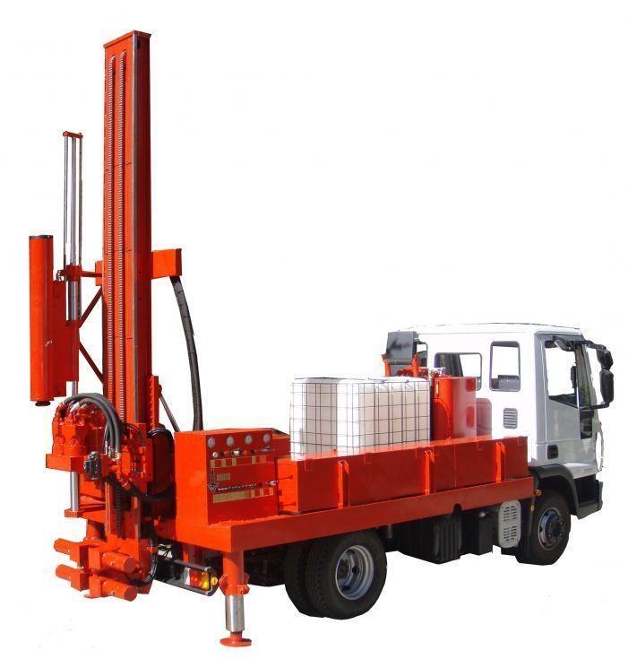 Perforadora geotecnia drilling rig