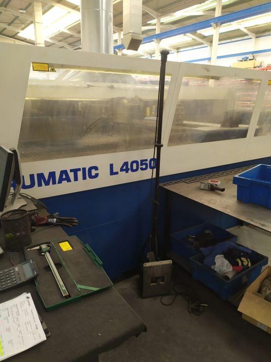 Máquina de corte por láser (6.000W)