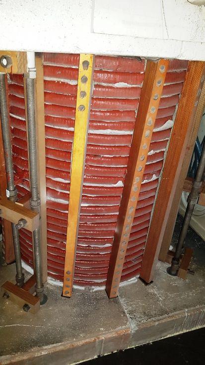 Hornos eléctricos de inducción (x2)