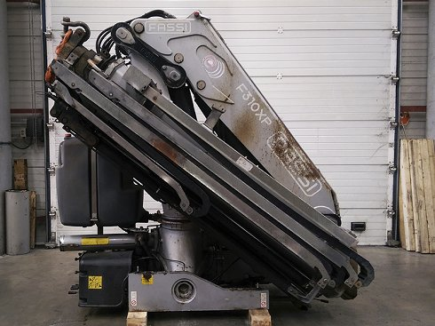 Grúa Fassi F310AXP.25