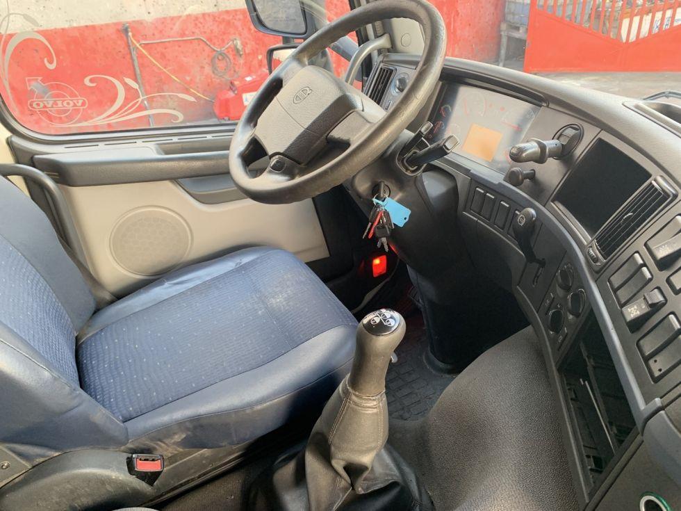 Camion grua tractora Volvo Fm13 Palfinger 44002