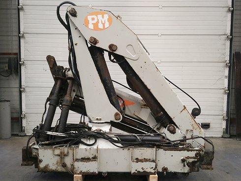 Grúa PM 16523