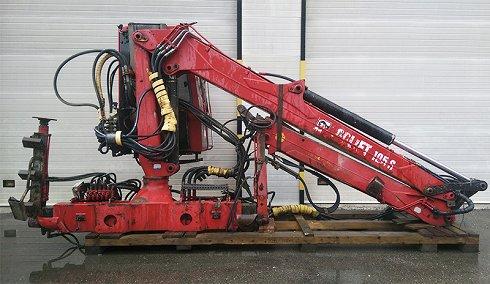 Grúa Loglift F105 ST 96-R