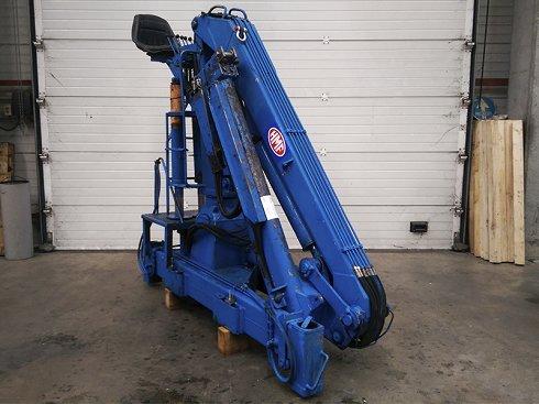 Grúa HMF 803 K1