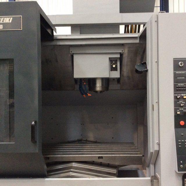 Centro de mecanizado MORI SEIKI VS/60